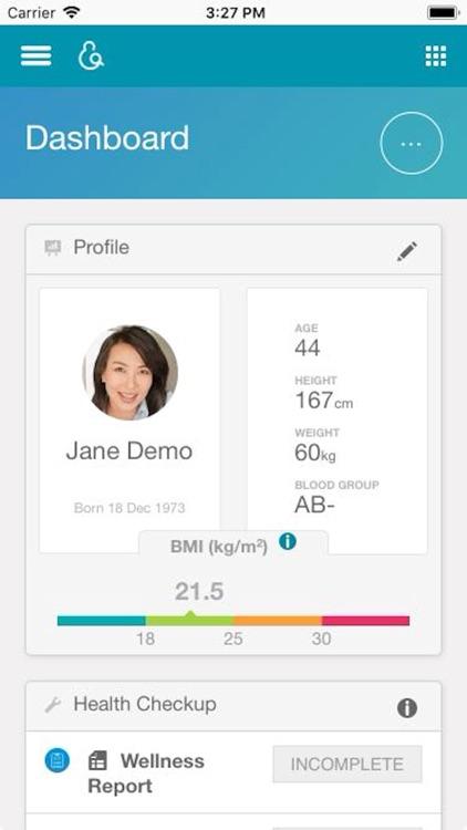 Health& screenshot-3