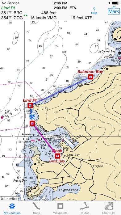 I Sail Gps review screenshots