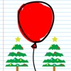 Balloon Christmas Challenge