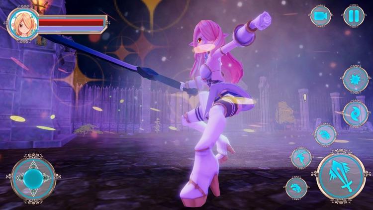 Soul Goddess- Hero Battle 2018 screenshot-4