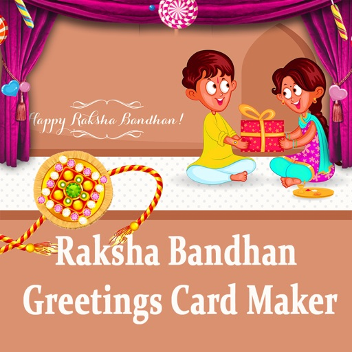 Raksha bandhan greetings card maker for greetings by santosh mishra raksha bandhan greetings card maker for greetings m4hsunfo