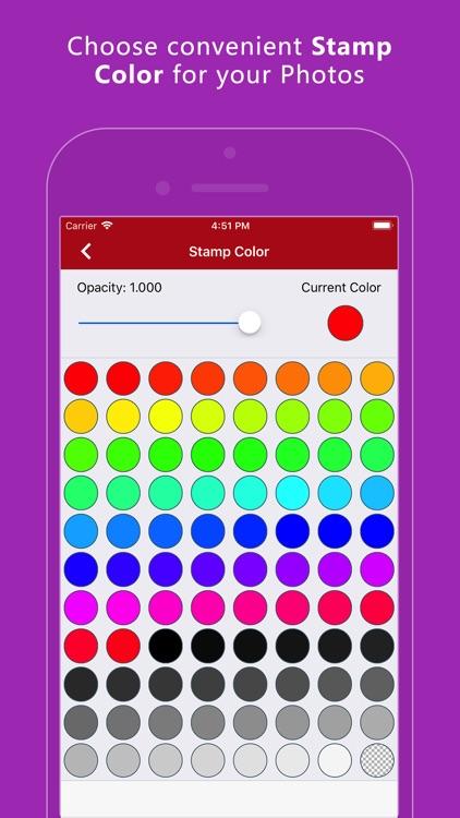 Auto Stamper: Timestamp Camera screenshot-6
