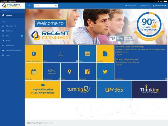 RegentConnect screenshot 6