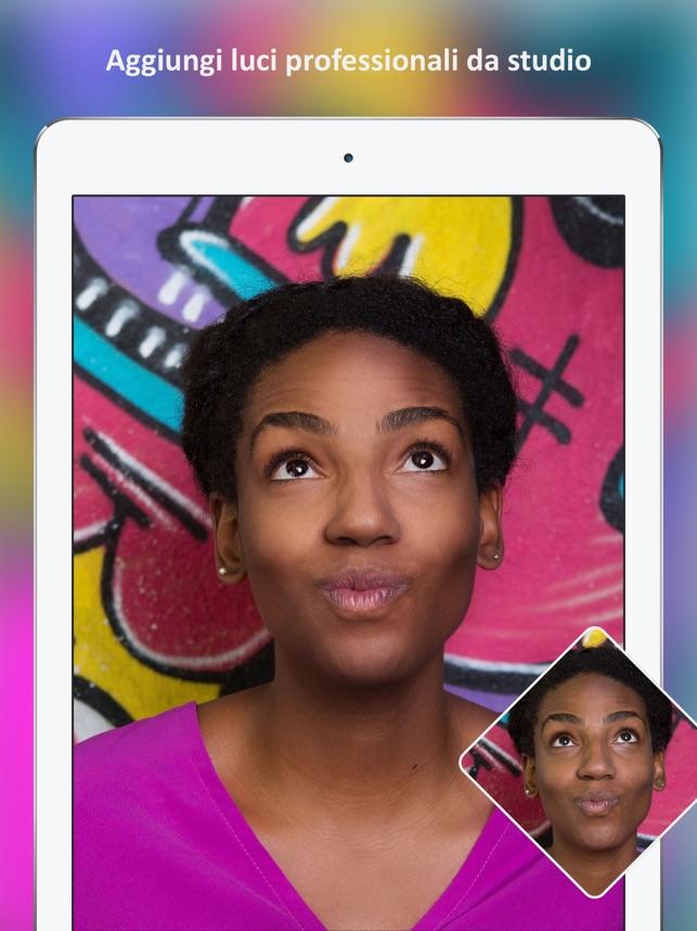 Facetune2: Editor e fotocamera Screenshot