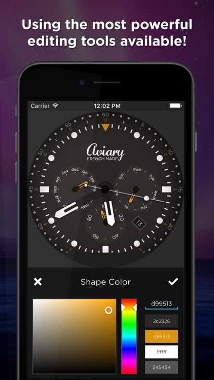 WatchMaker - 40000 Watch Faces screenshot-3