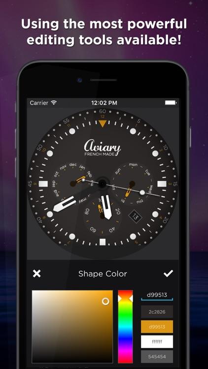 WatchMaker - 60000 Watch Faces screenshot-3