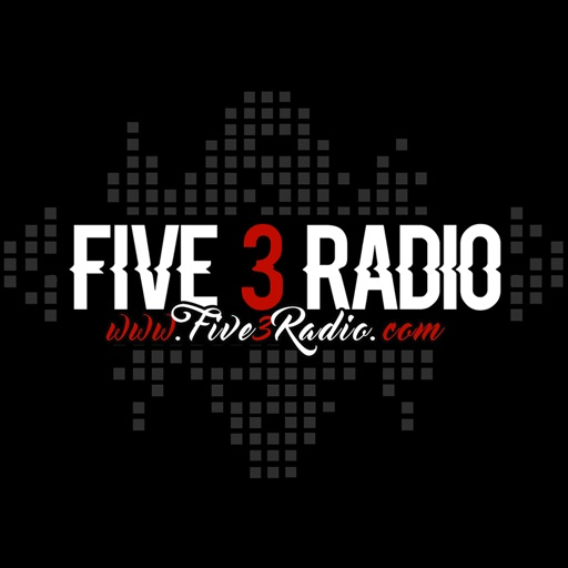 Five 3 Radio iOS App