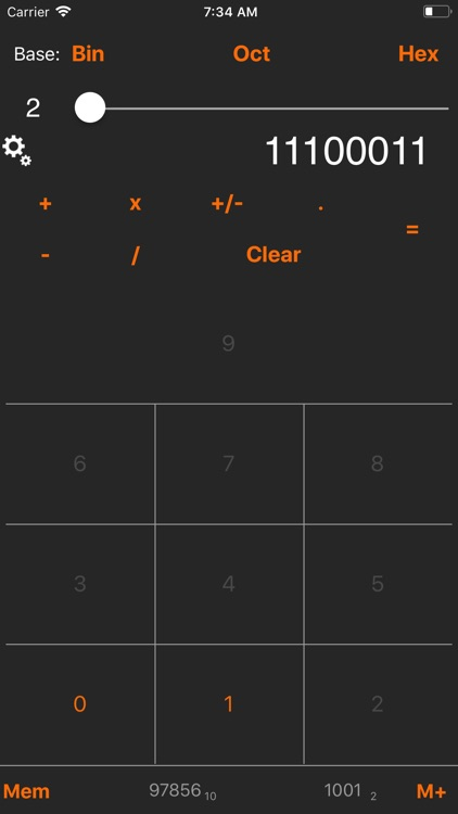 Base Converter and Calc Pro