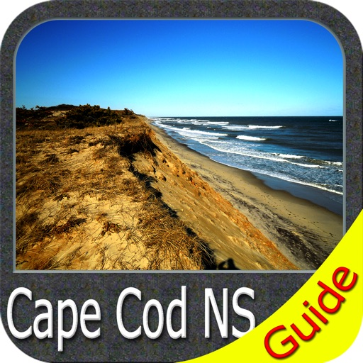 Cape Cod National Seashore - GPS Map Navigator