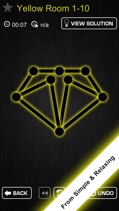 Glow - neon puzzle games på PC