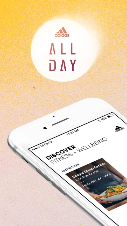 All Day - Workouts & Wellness