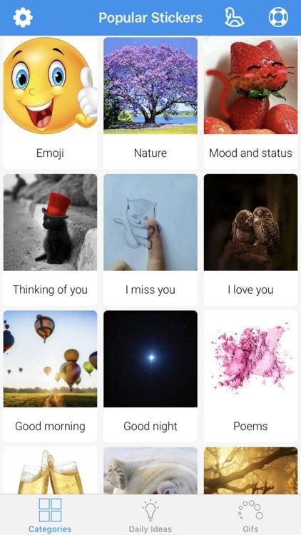 Popular Stickers
