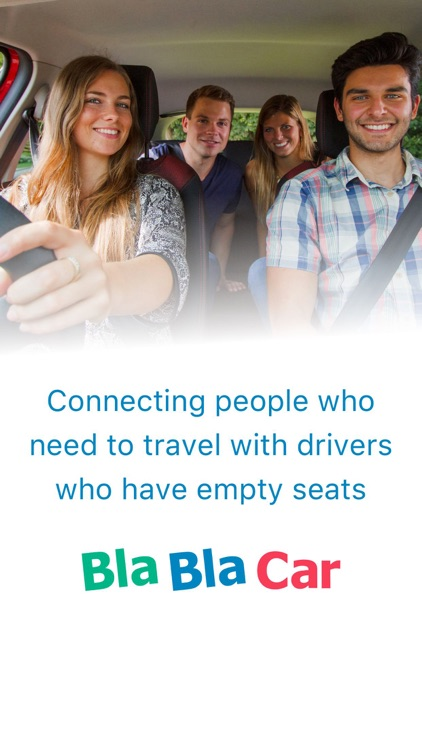 BlaBlaCar - Trusted Carpooling screenshot-0