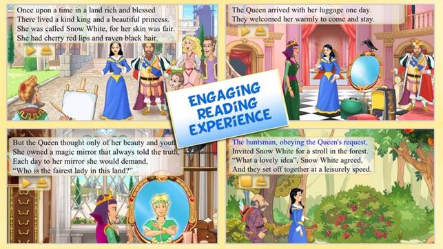 Snow White & the 7 Dwarfs on the App Store