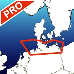Aqua Map Germany, Marine GPS