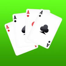 Solitaire 98 - 经典的单人纸牌游戏与老同学打牌