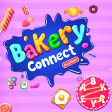 Activities of Bakery Connect Word Puzzle