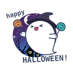 Baby Ghost Check In Halloween