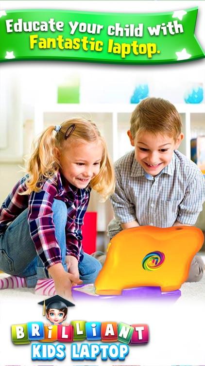 Brilliant Kids Laptop
