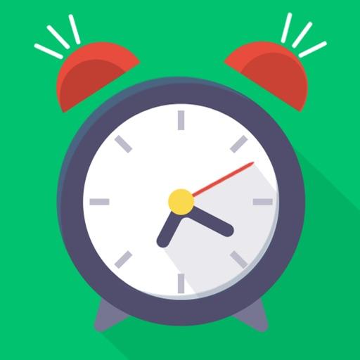 Crazy Wake Up Alarm Clock