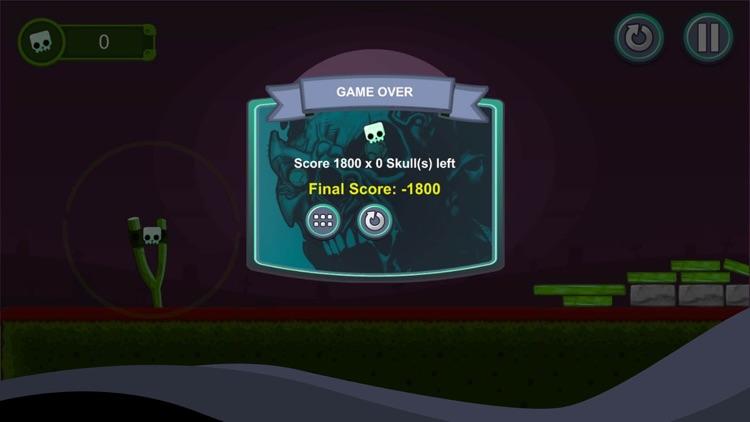 物理游戏 - 僵尸物理弹珠单机游戏 screenshot-3