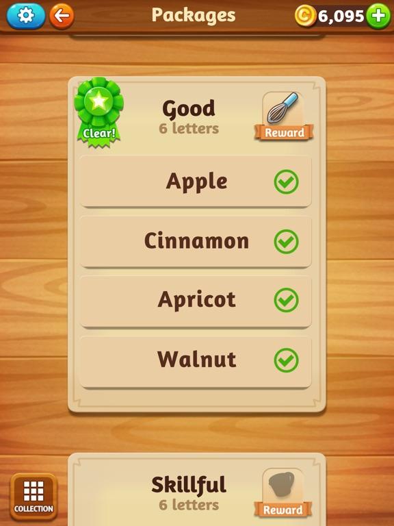 WordCookies Cross screenshot 9