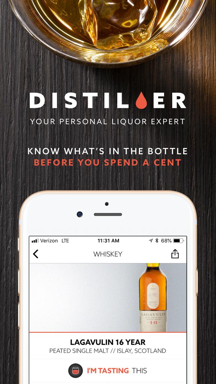 Distiller Screenshot
