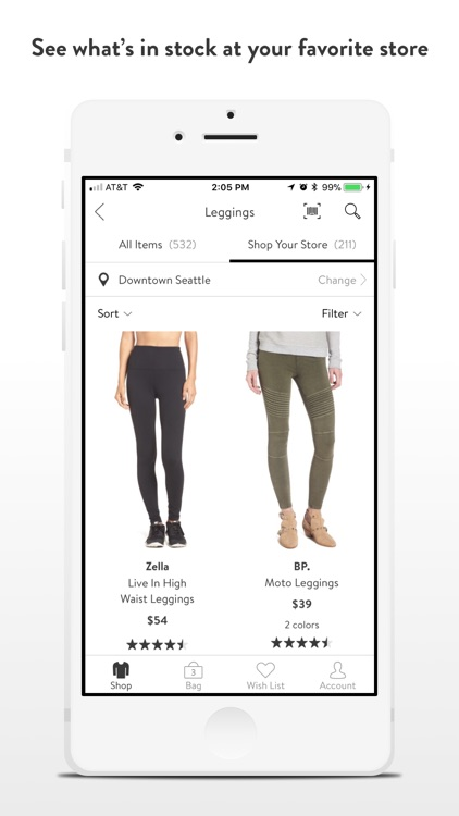 Nordstrom screenshot-1