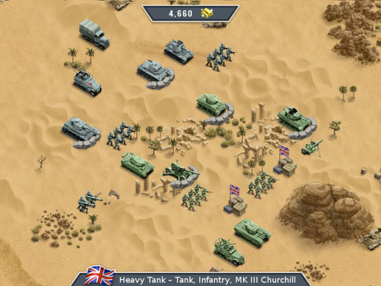 Screenshot #5 pour 1943 Deadly Desert Premium