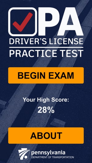 Pa Drivers Practice Test On The App Store