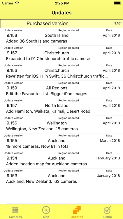 Wellington Traffic Cam screenshot-6
