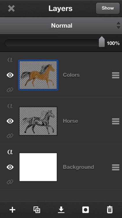 ArtStudio LITE screenshot-3