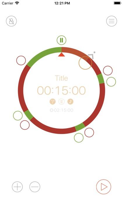 Ring Timer — custom intervals screenshot-4