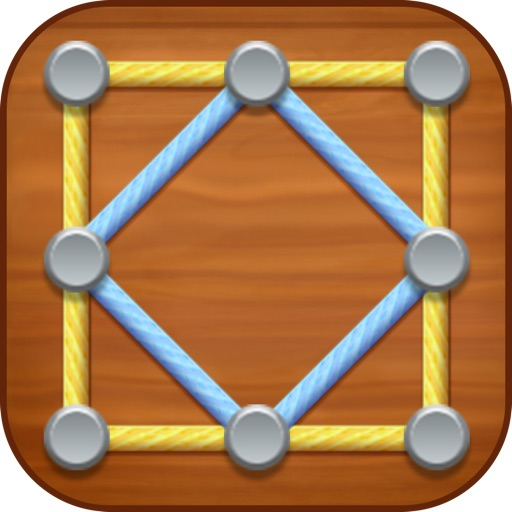 Line Puzzle: String Art app for ipad
