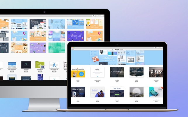 Toolbox for Office - Templates Screenshot