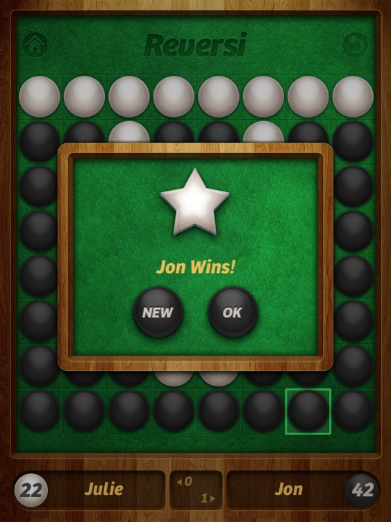 Reversi Pro HD screenshot-2