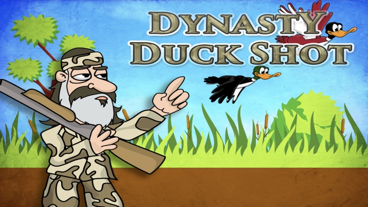 Dynasty Duck Shot - Bye Bye Bird Angry Adventure