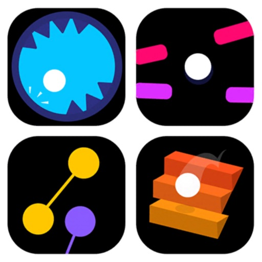 Hop Pop & Drop: Arcade Monster