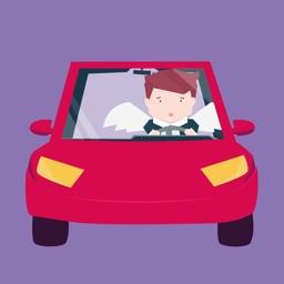 Schutzranzen - Autofahrer App