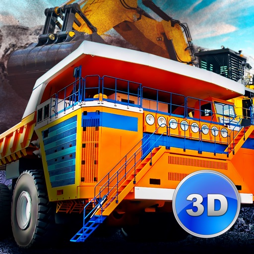 Quarry Machines SImulator Full icon