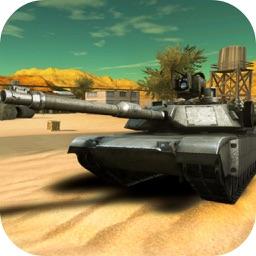 Metal Frontline Tank 3D