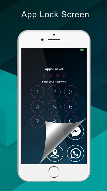 Photo Locker and Hide Video & Fingerprint Password