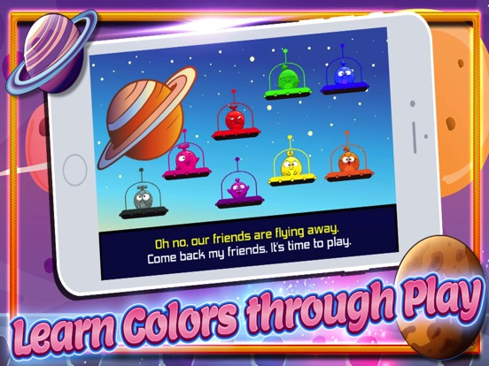 STEM Storiez-Wootzy Colors EDU screenshot 10