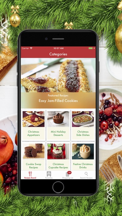 Christmas Planner Cook Book Screenshots