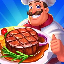 Kitchen Frenzy - Chef Master