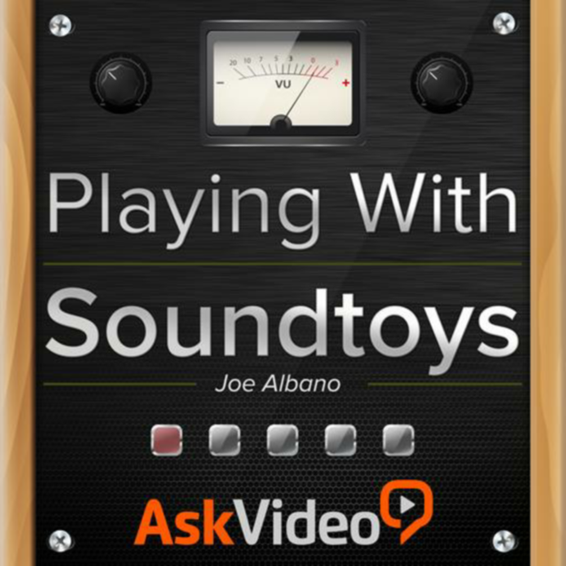‎Playing With Soundtoys