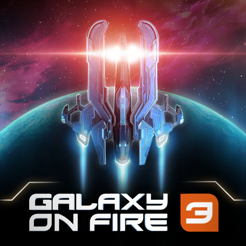 ‎Galaxy on Fire 3