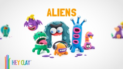 Download HEY CLAY® ALIENS for Android