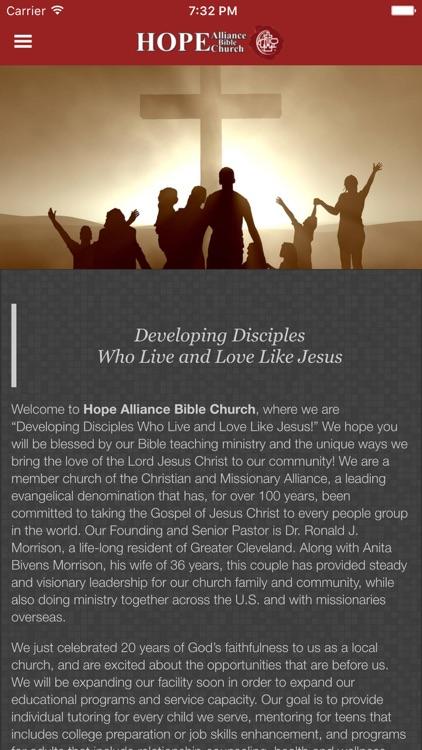 Hope Alliance Bible Church