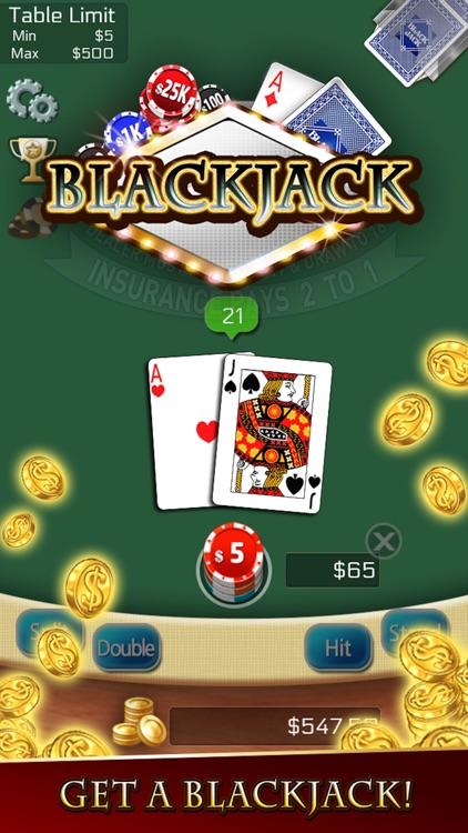 Blackjack 21 +!